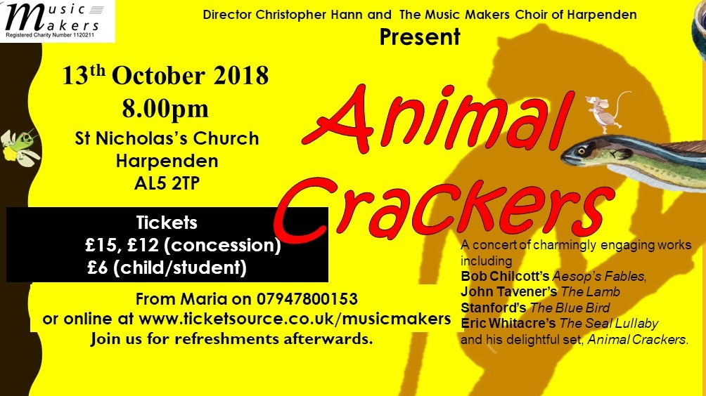 ANIMAL CRACKERS crop